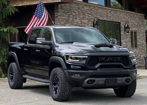 2021 RAM Ram Pickup 1500 for sale at Griffith Auto Sales in Home PA