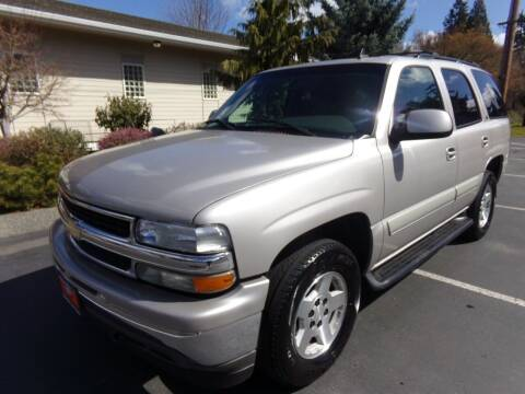 2006 Chevrolet Tahoe for sale at Signature Auto Sales in Bremerton WA