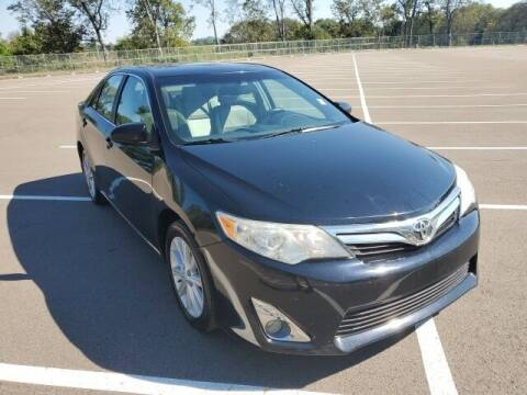 2014 Toyota Camry for sale at Parks Motor Sales in Columbia TN