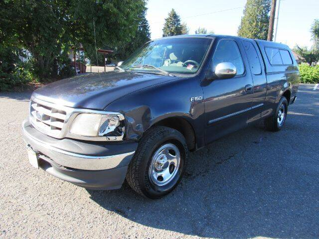 2001 Ford F-150 for sale at Triple C Auto Brokers in Washougal WA
