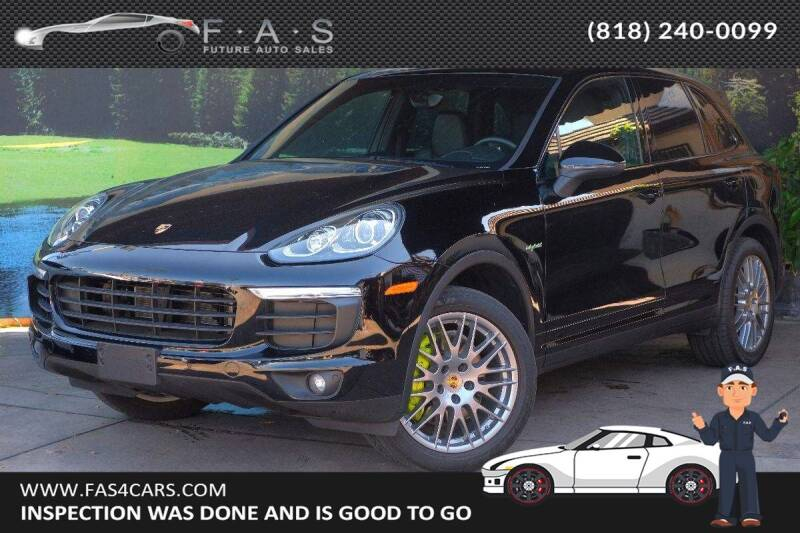 2018 Porsche Cayenne for sale at Best Car Buy in Glendale CA