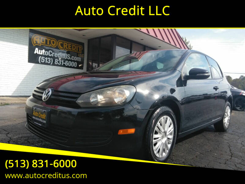 2011 Volkswagen Golf for sale at Auto Credit LLC in Milford OH