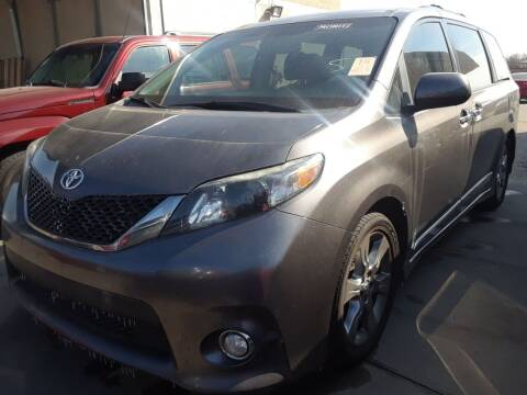 2014 Toyota Sienna for sale at Auto Haus Imports in Grand Prairie TX