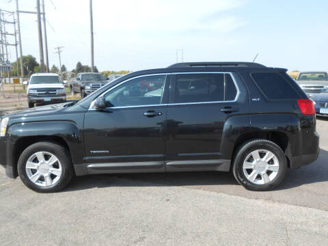 2013 GMC Terrain for sale at Salmon Automotive Inc. in Tracy MN