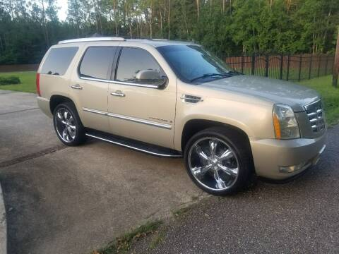 2007 Cadillac Escalade for sale at J & J Auto Brokers in Slidell LA