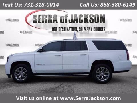 2019 GMC Yukon XL for sale at Serra Of Jackson in Jackson TN
