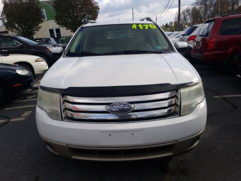 2008 Ford Taurus X for sale at Roy's Auto Sales in Harrisburg PA