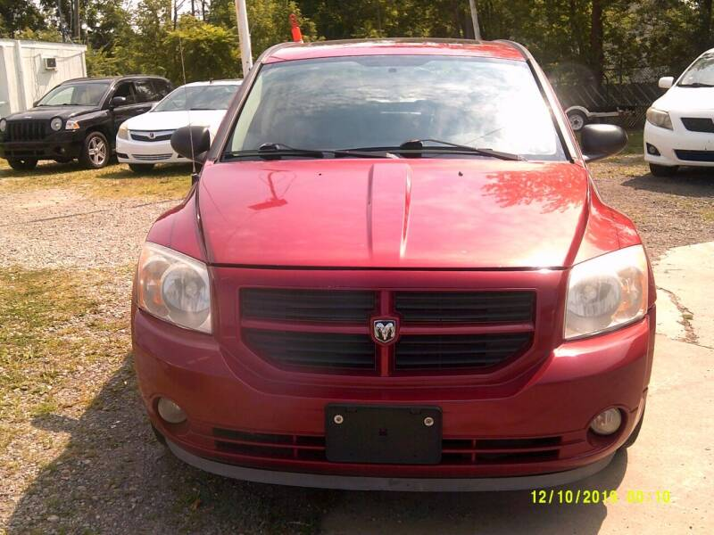 2007 Dodge Caliber for sale at DONNIE ROCKET USED CARS in Detroit MI