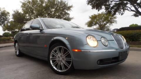 2005 Jaguar S-Type for sale at Exhibit Sport Motors in Houston TX