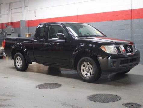 2015 Nissan Frontier for sale at CU Carfinders in Norcross GA