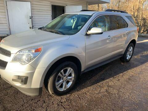 2014 Chevrolet Equinox for sale at Ohio Auto Connection Inc in Maple Heights OH