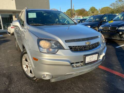 2015 Chevrolet Captiva Sport for sale at KAYALAR MOTORS in Houston TX