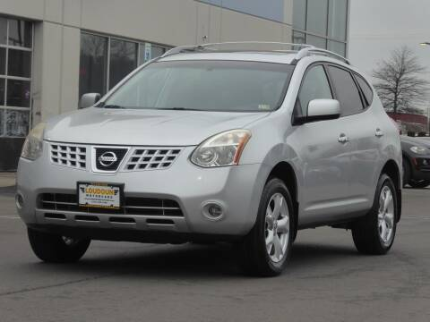 2010 Nissan Rogue for sale at Loudoun Motor Cars in Chantilly VA
