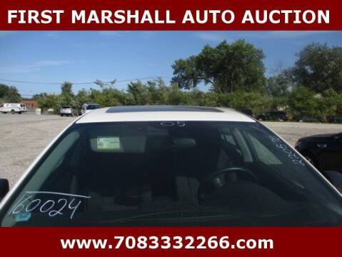 2005 Pontiac G6 for sale at First Marshall Auto Auction in Harvey IL