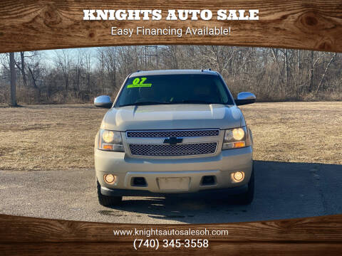 2007 Chevrolet Suburban for sale at Knights Auto Sale in Newark OH