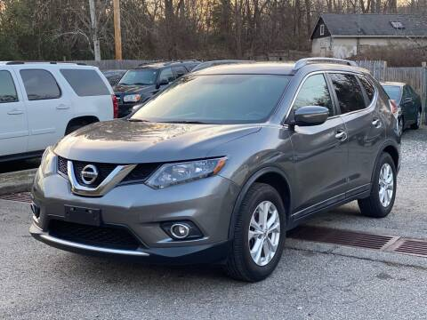 2015 Nissan Rogue for sale at AMA Auto Sales LLC in Ringwood NJ