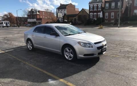 2012 Chevrolet Malibu for sale at DC Auto Sales Inc in Saint Louis MO