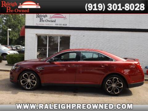 2014 Ford Taurus for sale at Raleigh Pre-Owned in Raleigh NC
