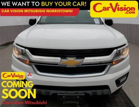 2018 Chevrolet Colorado for sale at Car Vision Mitsubishi Norristown in Norristown PA