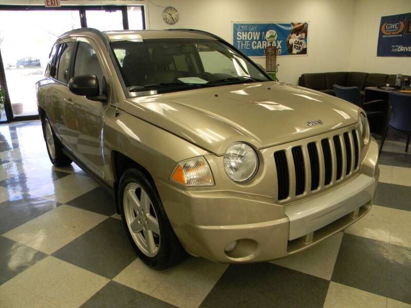 2010 Jeep Compass for sale at Lindenwood Auto Center in St.Louis MO