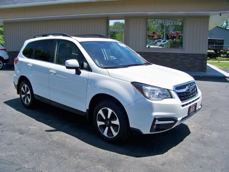 2017 Subaru Forester for sale at RPM Auto Sales in Mogadore OH
