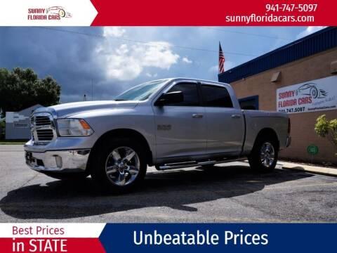 2014 RAM Ram Pickup 1500 for sale at Sunny Florida Cars in Bradenton FL