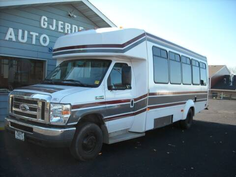 2011 Ford E-Series Chassis for sale at GJERDE AUTO SALES in Detroit Lakes MN