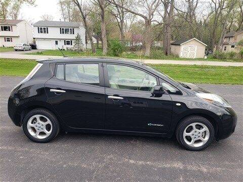 2011 Nissan LEAF for sale in McHenry, IL