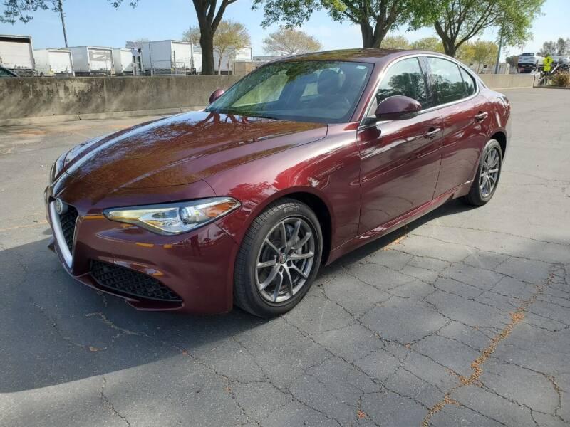 2017 Alfa Romeo Giulia for sale at Matador Motors in Sacramento CA