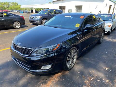 2015 Kia Optima for sale at Always Approved Autos in Tampa FL