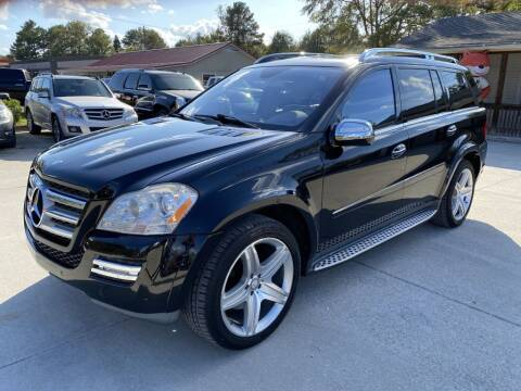 2010 Mercedes-Benz GL-Class for sale at Auto Class in Alabaster AL