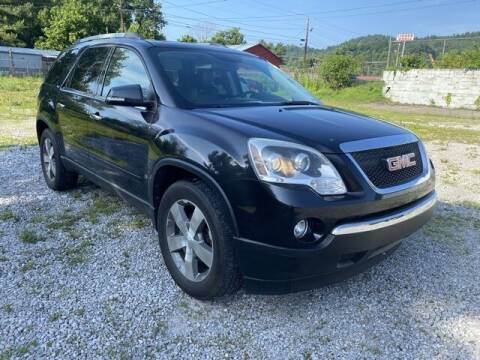 2011 GMC Acadia for sale at Tim Short Auto Mall 2 in Corbin KY