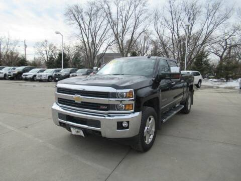2015 Chevrolet Silverado 2500HD for sale at Aztec Motors in Des Moines IA