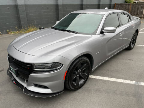 2016 Dodge Charger for sale at APX Auto Brokers in Lynnwood WA