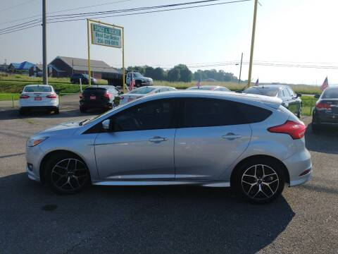 2015 Ford Focus for sale at Space & Rocket Auto Sales in Meridianville AL