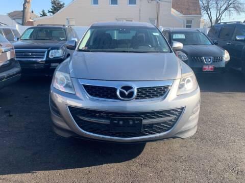 2011 Mazda CX-9 for sale at Park Avenue Auto Lot Inc in Linden NJ