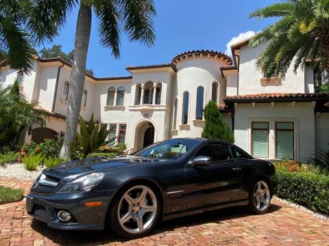 2011 Mercedes-Benz SL-Class for sale at Mirabella Motors in Tampa FL