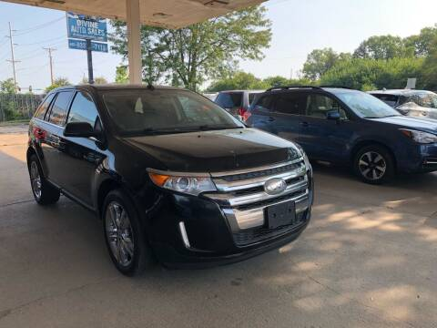 2013 Ford Edge for sale at Divine Auto Sales LLC in Omaha NE