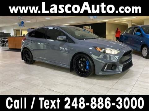 2016 Ford Focus for sale at Lasco of Waterford in Waterford MI