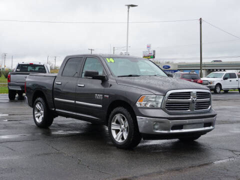 2014 RAM Ram Pickup 1500 for sale at FOWLERVILLE FORD in Fowlerville MI