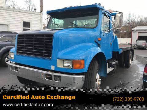 1991 International 4600 for sale at Certified Auto Exchange in Keyport NJ