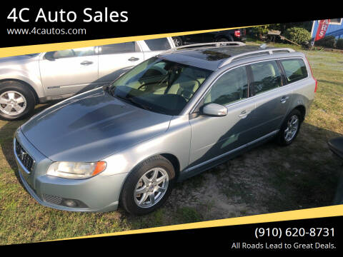 2009 Volvo V70 for sale at 4C Auto Sales in Wilmington NC