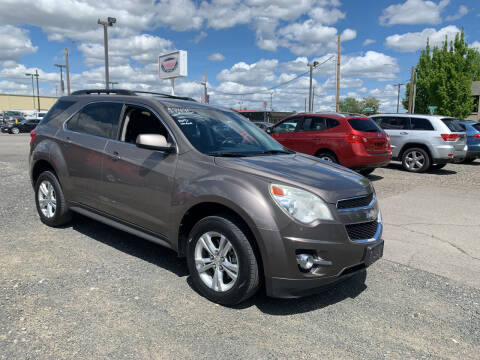 2012 Chevrolet Equinox for sale at Independent Auto Sales #2 in Spokane WA