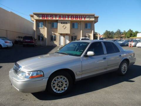 2004 Mercury Grand Marquis for sale at Best Auto Buy in Las Vegas NV