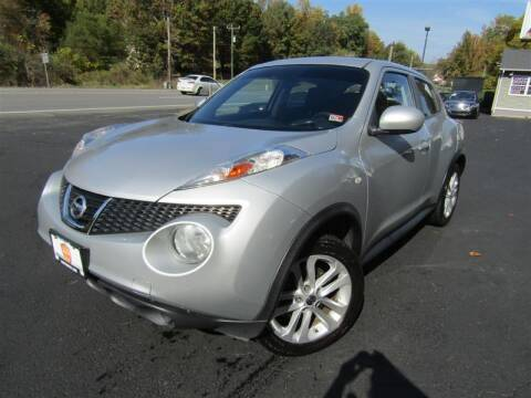 2013 Nissan JUKE for sale at Guarantee Automaxx in Stafford VA