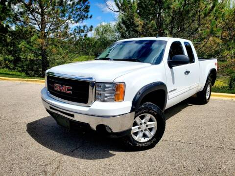 2009 GMC Sierra 1500 for sale at Excalibur Auto Sales in Palatine IL