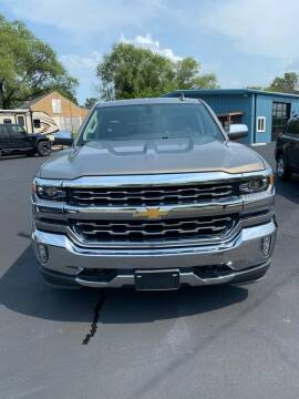 2017 Chevrolet Silverado 1500 for sale at MJ'S Sales in Foristell MO