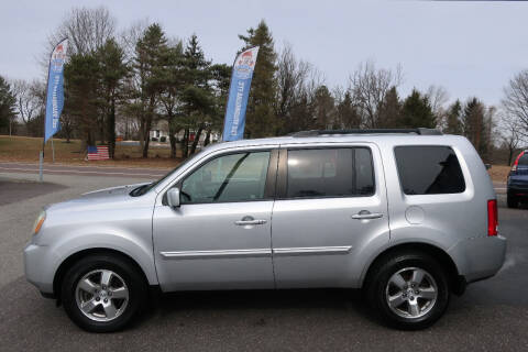 2011 Honda Pilot for sale at GEG Automotive in Gilbertsville PA