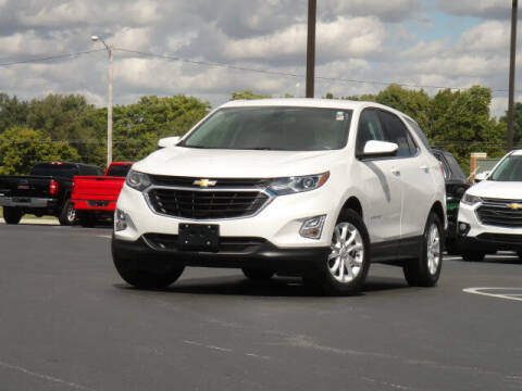 2018 Chevrolet Equinox for sale at Jack Schmitt Chevrolet Wood River in Wood River IL
