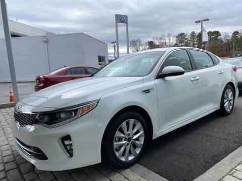 2018 Kia Optima for sale at CU Carfinders in Norcross GA